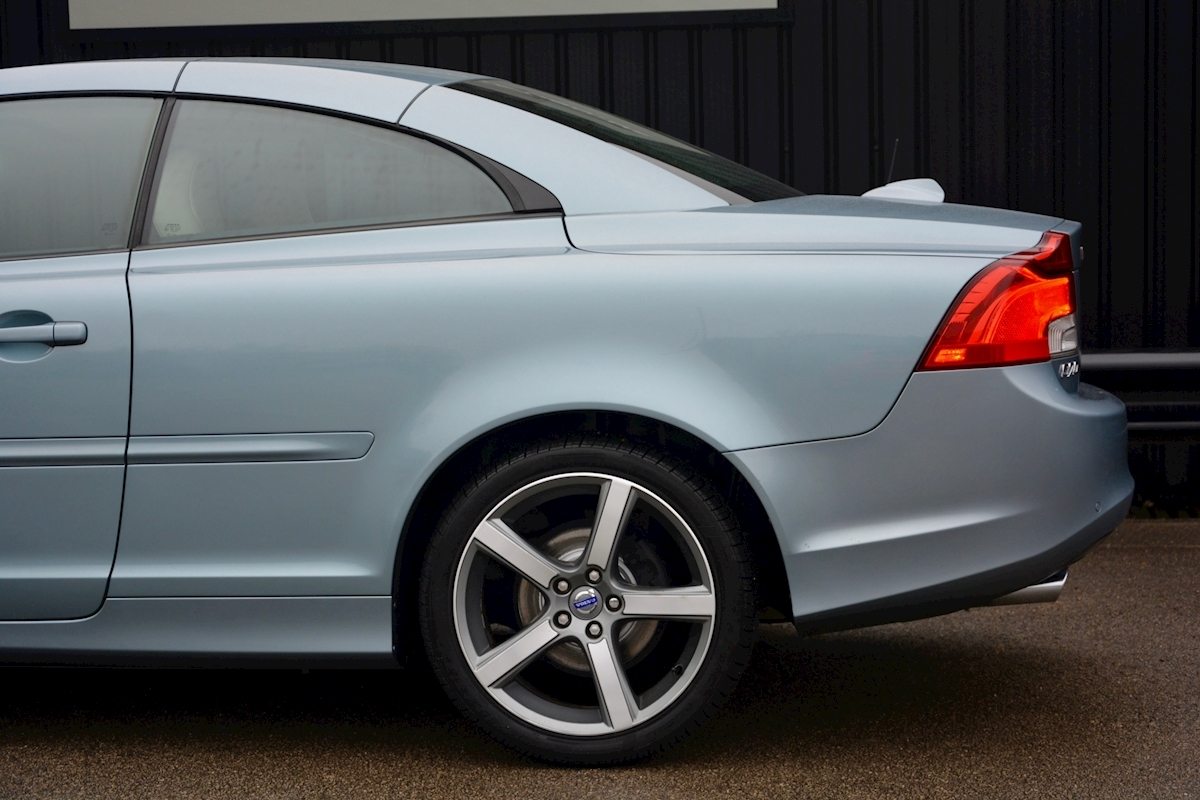 Volvo C70 2.0 D4 SE Lux 1 Former Keeper + Full Volvo History + Just 18k Miles - Large 11