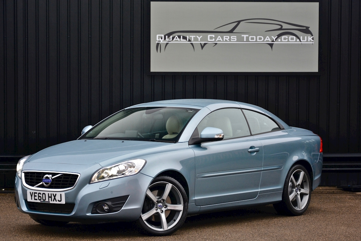 Volvo C70 2.0 D4 SE Lux 1 Former Keeper + Full Volvo History + Just 18k Miles - Large 3