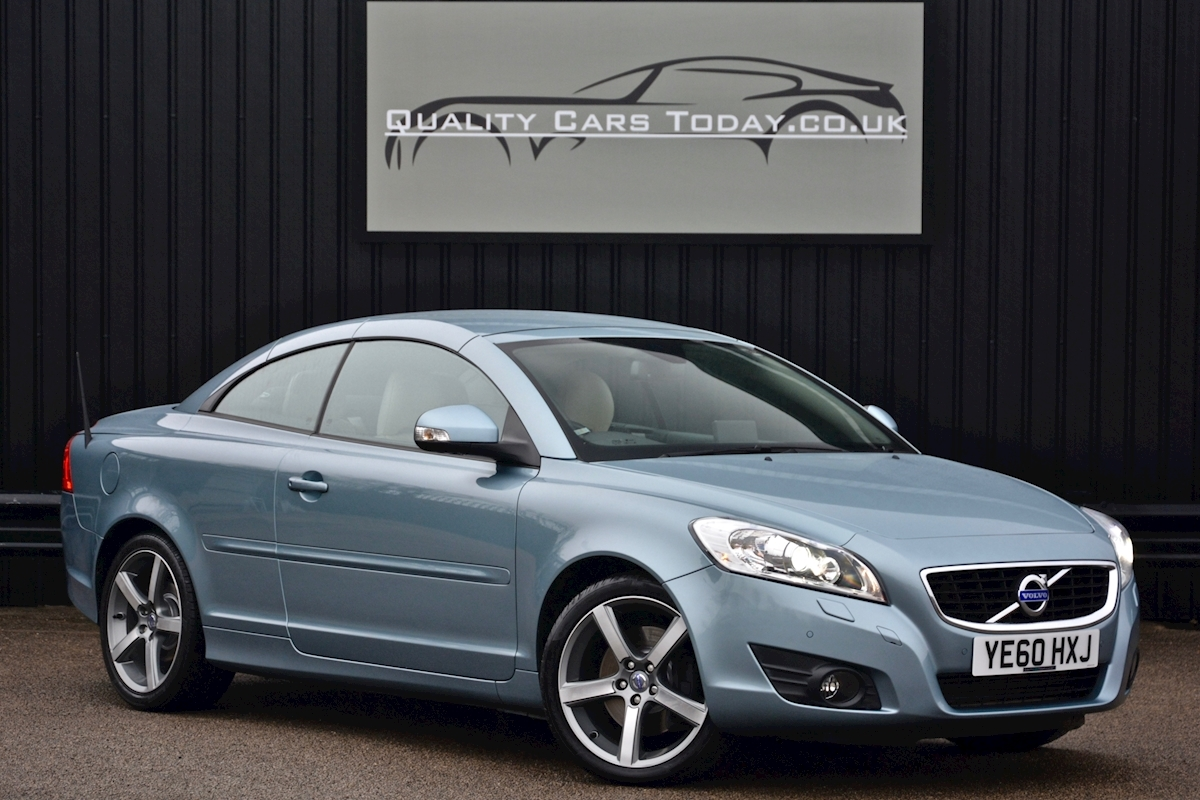 Volvo C70 2.0 D4 SE Lux 1 Former Keeper + Full Volvo History + Just 18k Miles - Large 8