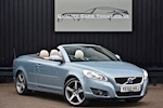 Volvo C70 2.0 D4 SE Lux 1 Former Keeper + Full Volvo History + Just 18k Miles - Thumb 0