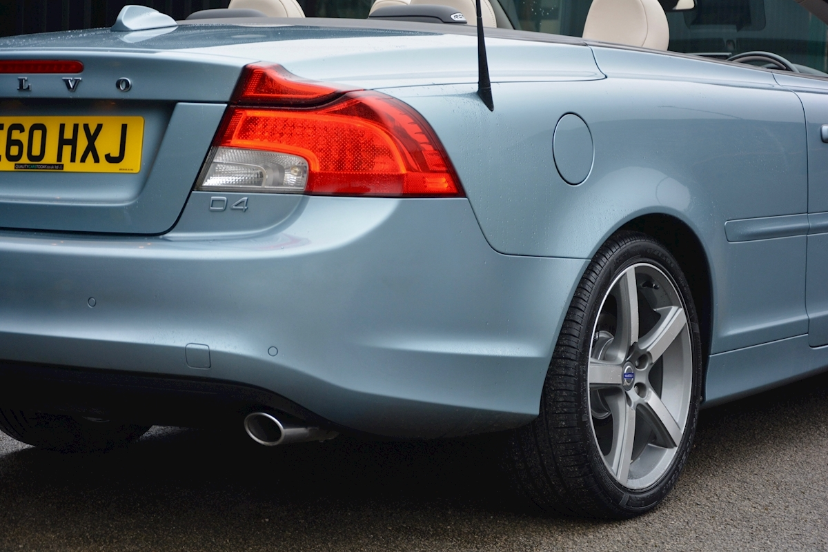 Volvo C70 2.0 D4 SE Lux 1 Former Keeper + Full Volvo History + Just 18k Miles - Large 14