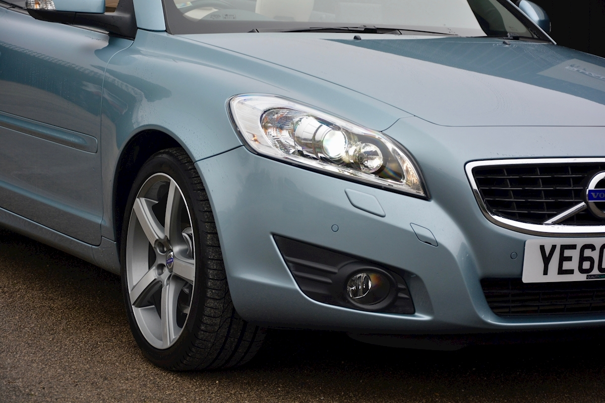 Volvo C70 2.0 D4 SE Lux 1 Former Keeper + Full Volvo History + Just 18k Miles - Large 17