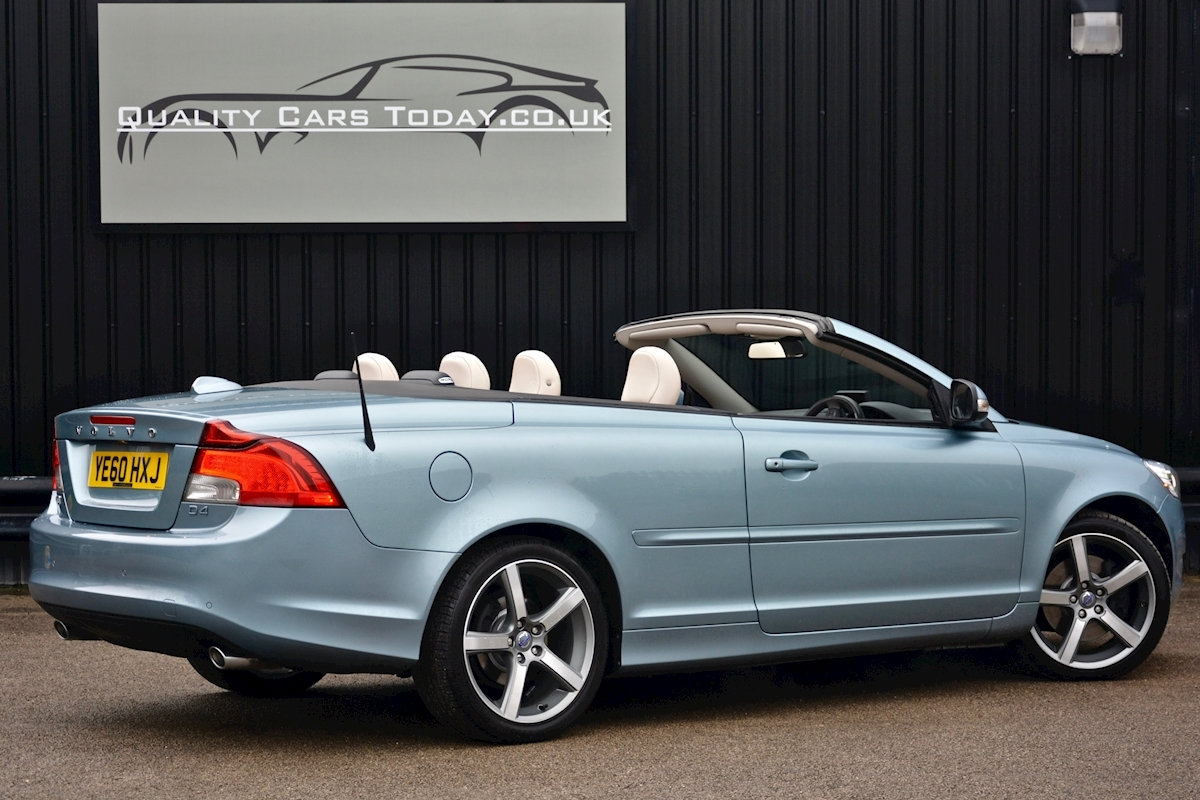 Volvo C70 2.0 D4 SE Lux 1 Former Keeper + Full Volvo History + Just 18k Miles - Large 7