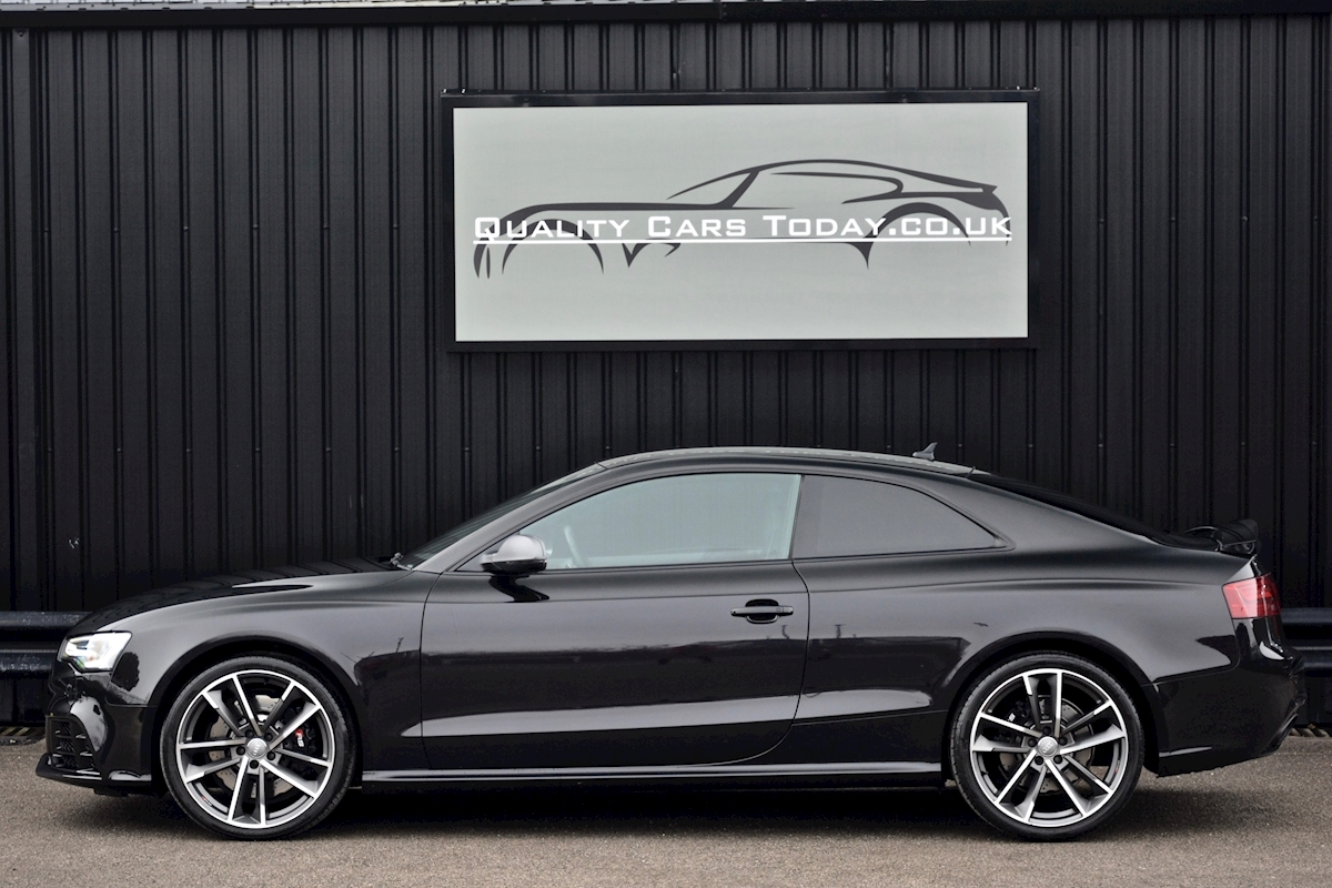 Audi RS5 4.2 V8 Quattro Akrapovich Exhaust + Sports Pack + Massive Spec - Large 1