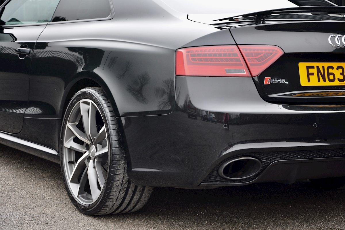 Audi RS5 4.2 V8 Quattro Akrapovich Exhaust + Sports Pack + Massive Spec - Large 22