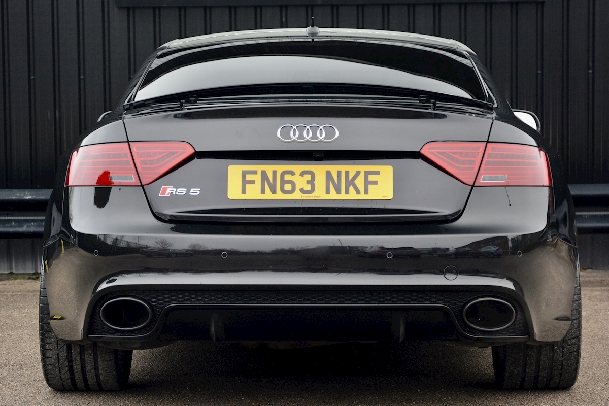 Audi RS5 4.2 V8 Quattro Akrapovich Exhaust + Sports Pack + Massive Spec - Large 4