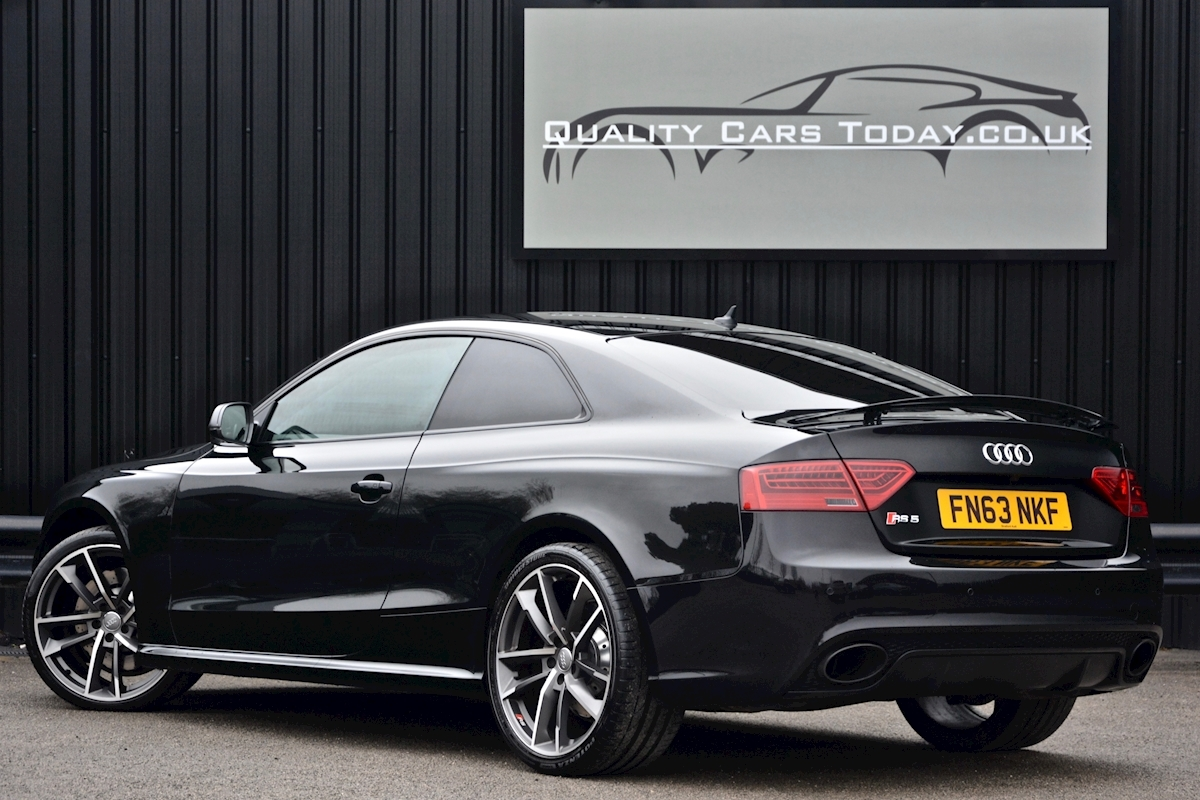 Audi RS5 4.2 V8 Quattro Akrapovich Exhaust + Sports Pack + Massive Spec - Large 8