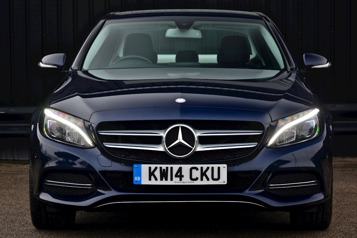 Mercedes C200 Sport 7G Tronic Plus Auto Family Ownership + Full MB Main Dealer History - Large 3