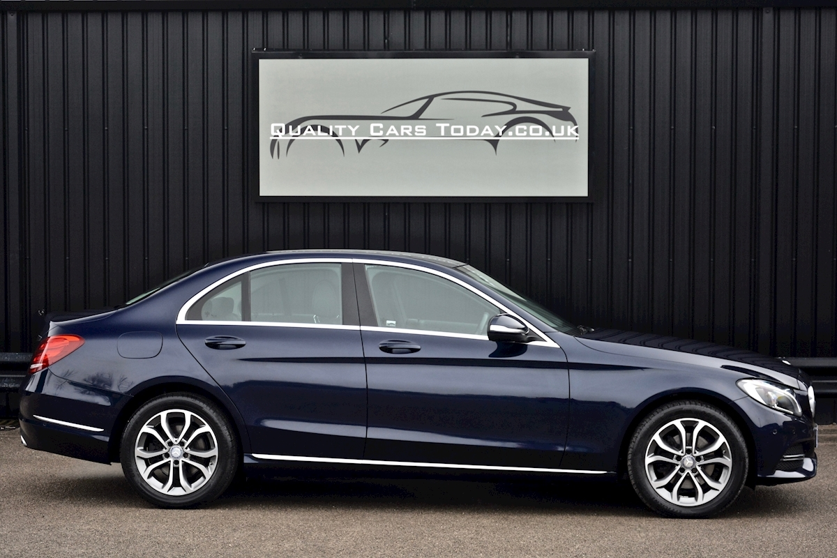 Mercedes C200 Sport 7G Tronic Plus Auto Family Ownership + Full MB Main Dealer History - Large 5