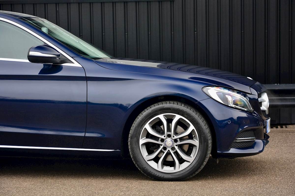 Mercedes C200 Sport 7G Tronic Plus Auto Family Ownership + Full MB Main Dealer History - Large 12