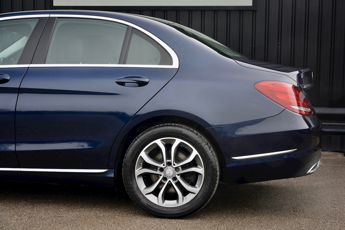 Mercedes C200 Sport 7G Tronic Plus Auto Family Ownership + Full MB Main Dealer History - Large 16