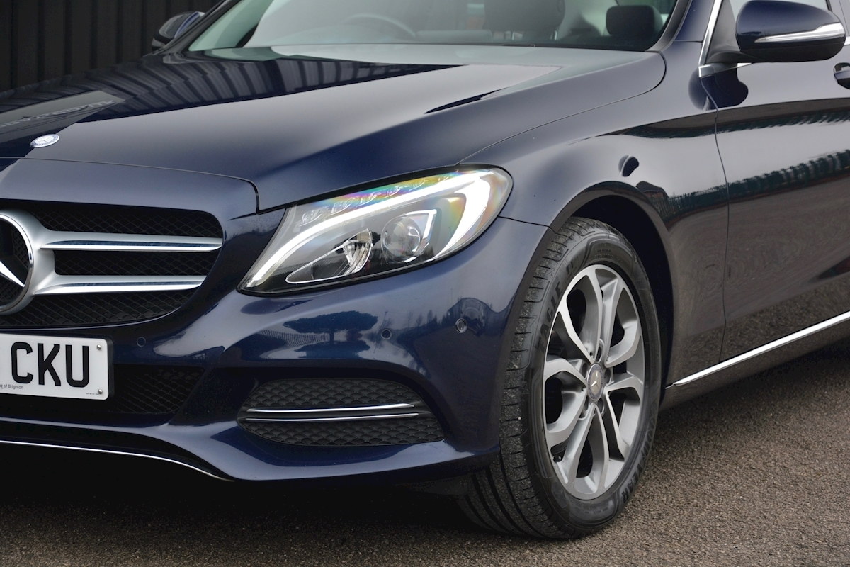 Mercedes C200 Sport 7G Tronic Plus Auto Family Ownership + Full MB Main Dealer History - Large 14