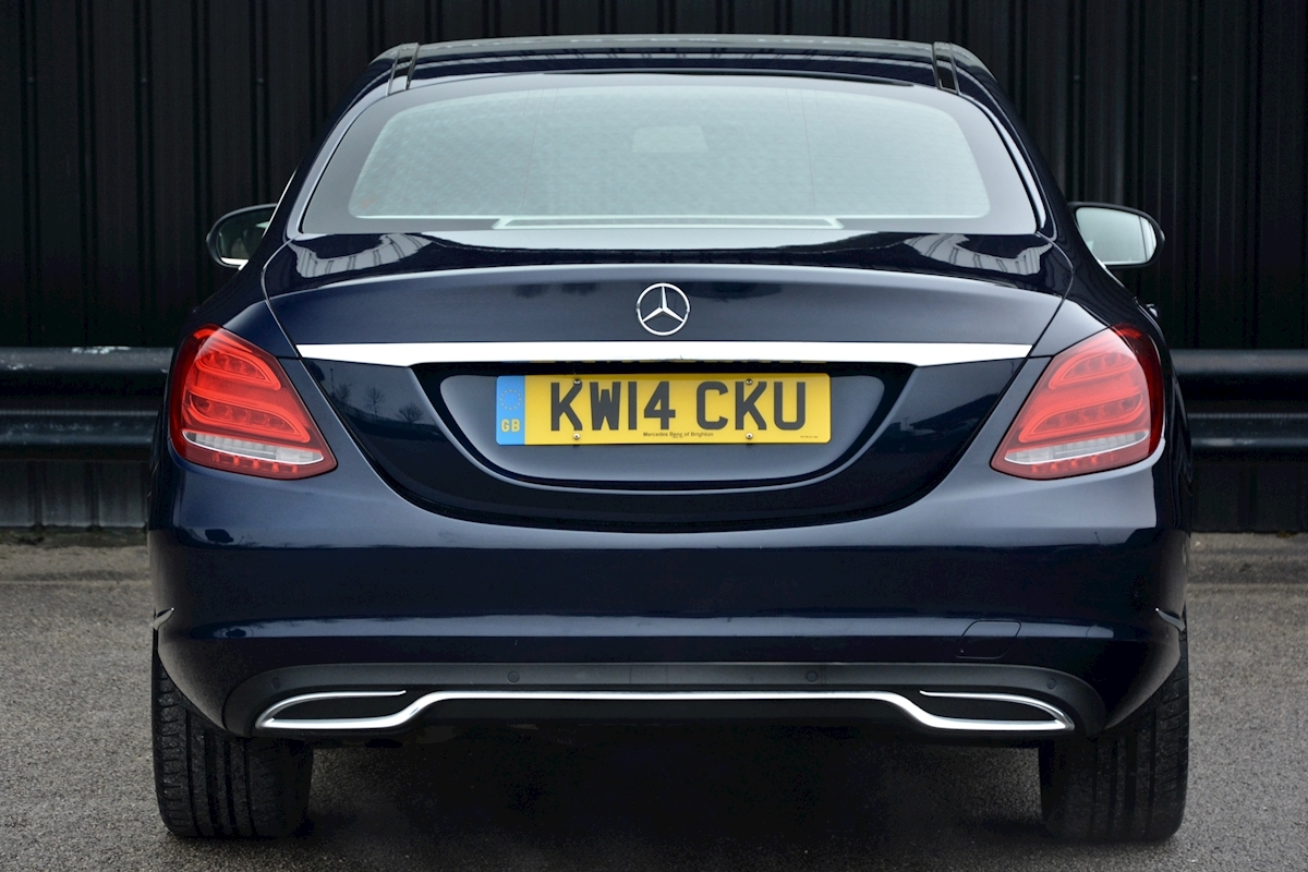 Mercedes C200 Sport 7G Tronic Plus Auto Family Ownership + Full MB Main Dealer History - Large 4