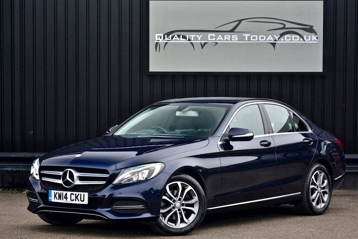 Mercedes C200 Sport 7G Tronic Plus Auto Family Ownership + Full MB Main Dealer History - Large 8