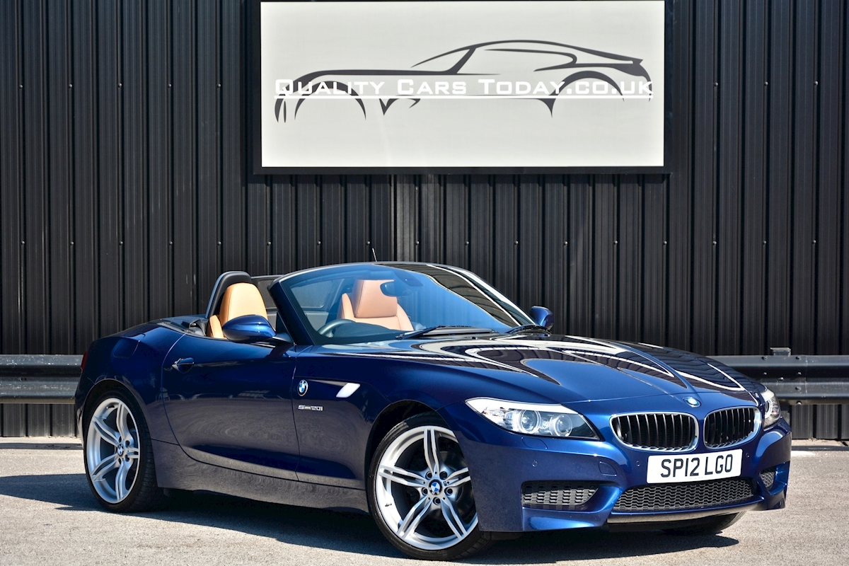 used bmw z4 sdrive20i m sport roadster manual z4 sdrive20i m sport for sale quality cars today. Black Bedroom Furniture Sets. Home Design Ideas