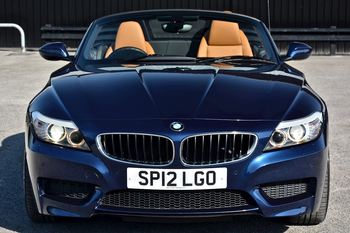 Used Bmw Z4 Sdrive20i M Sport Roadster Manual Z4 Sdrive20i