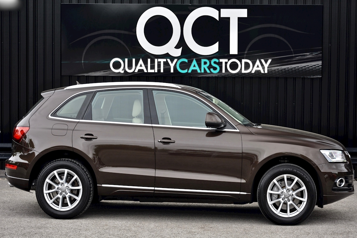 used audi q5 q5 tdi quattro se 3 0 5dr estate automatic diesel for sale quality cars today. Black Bedroom Furniture Sets. Home Design Ideas