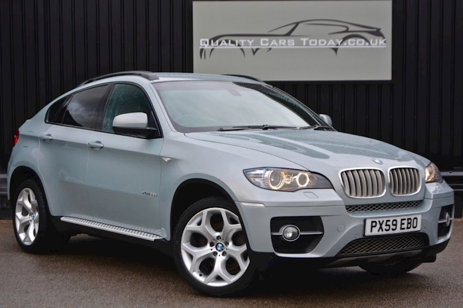 Used Bmw X6 X6 Xdrive35d 3 0 4dr Coupe Automatic Diesel