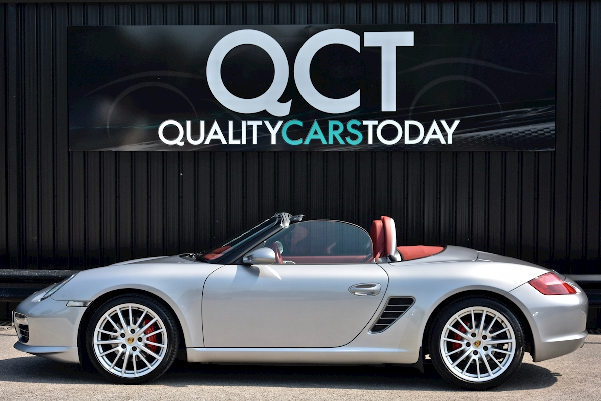 Porsche Boxster Boxster Rs60 Spyder 3.4 2dr Convertible Manual Petrol - Large 1