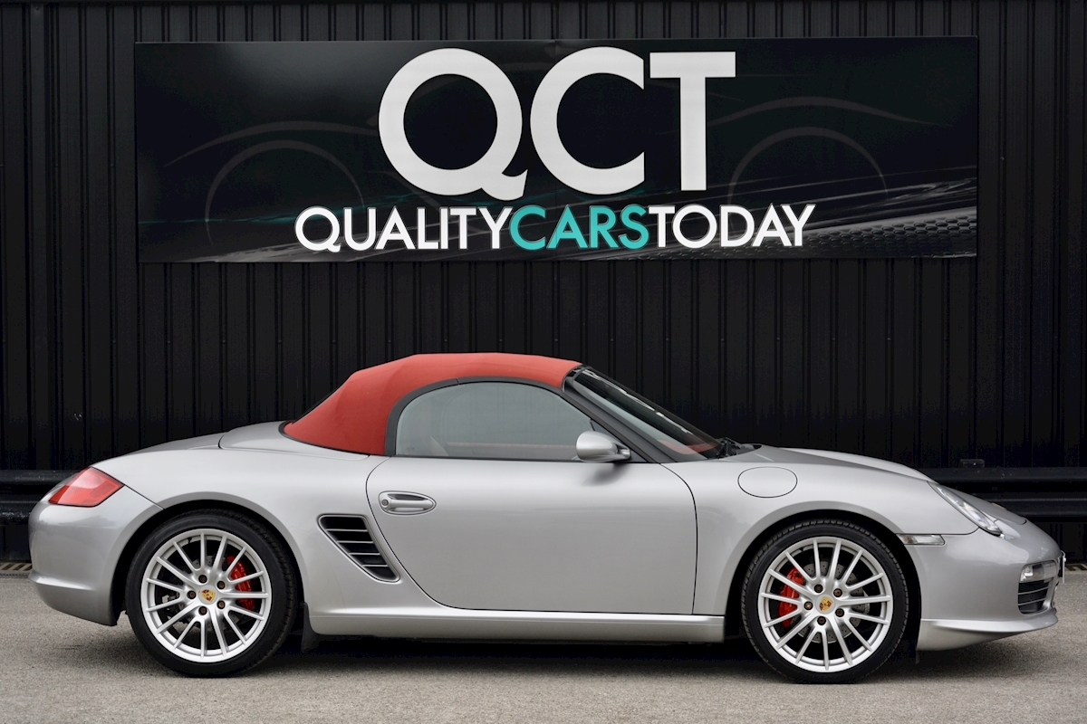 Porsche Boxster Boxster Rs60 Spyder 3.4 2dr Convertible Manual Petrol - Large 6