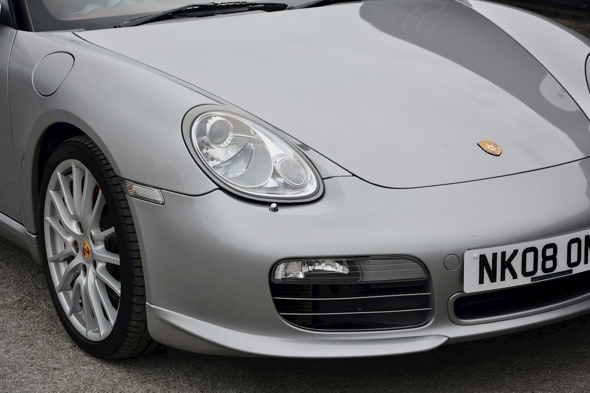 Porsche Boxster Boxster Rs60 Spyder 3.4 2dr Convertible Manual Petrol - Large 28
