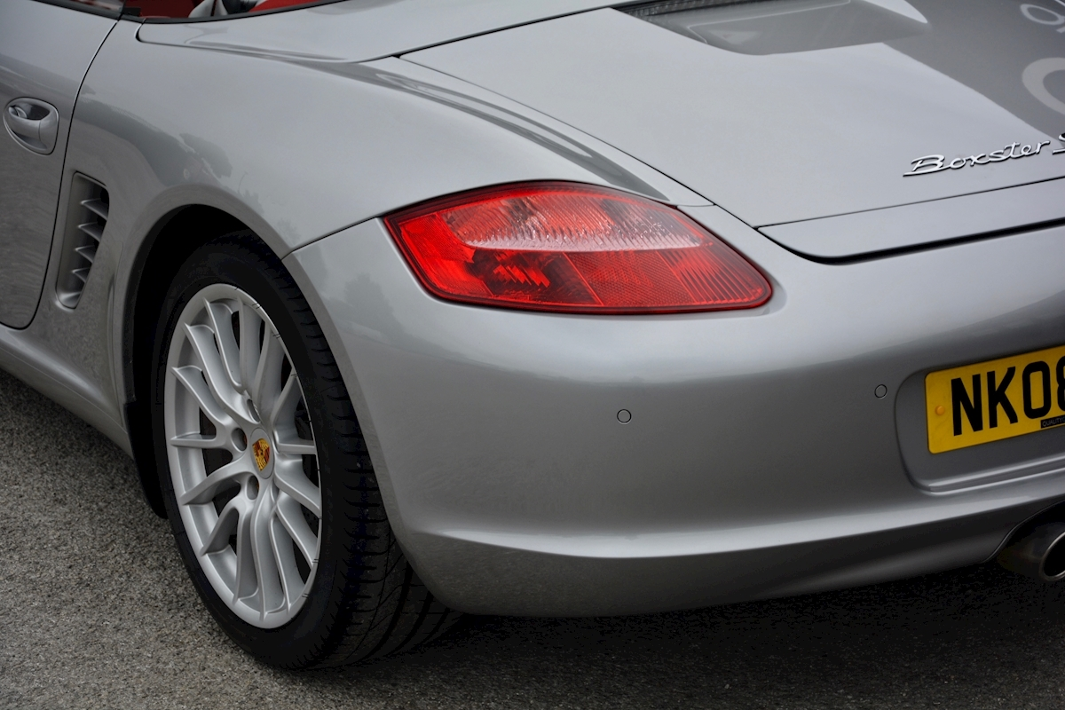 Porsche Boxster Boxster Rs60 Spyder 3.4 2dr Convertible Manual Petrol - Large 32