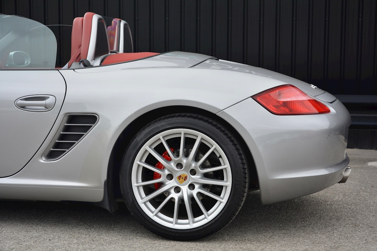 Porsche Boxster Boxster Rs60 Spyder 3.4 2dr Convertible Manual Petrol - Large 31