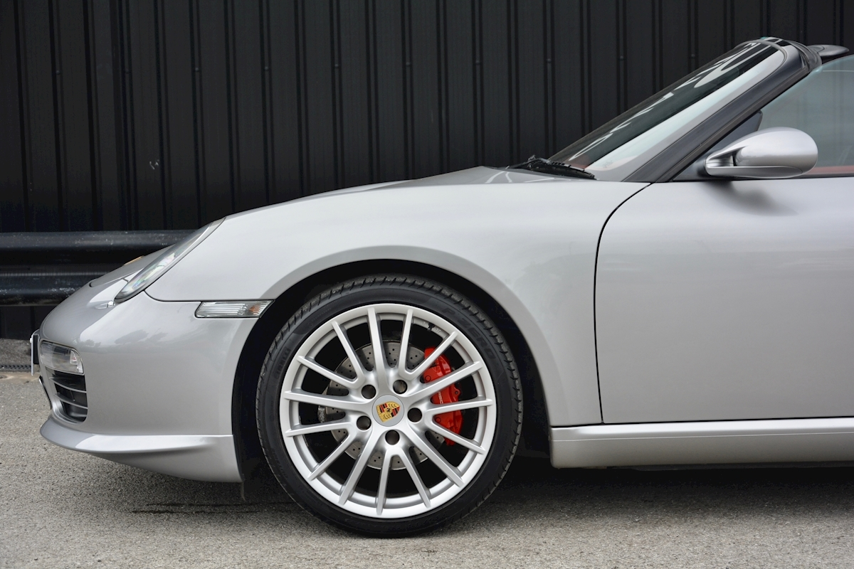 Porsche Boxster Boxster Rs60 Spyder 3.4 2dr Convertible Manual Petrol - Large 30