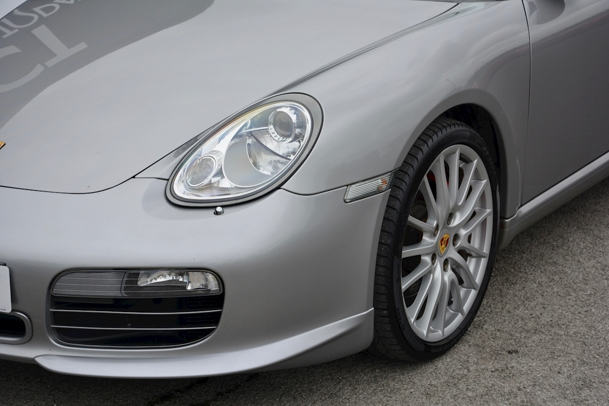 Porsche Boxster Boxster Rs60 Spyder 3.4 2dr Convertible Manual Petrol - Large 29