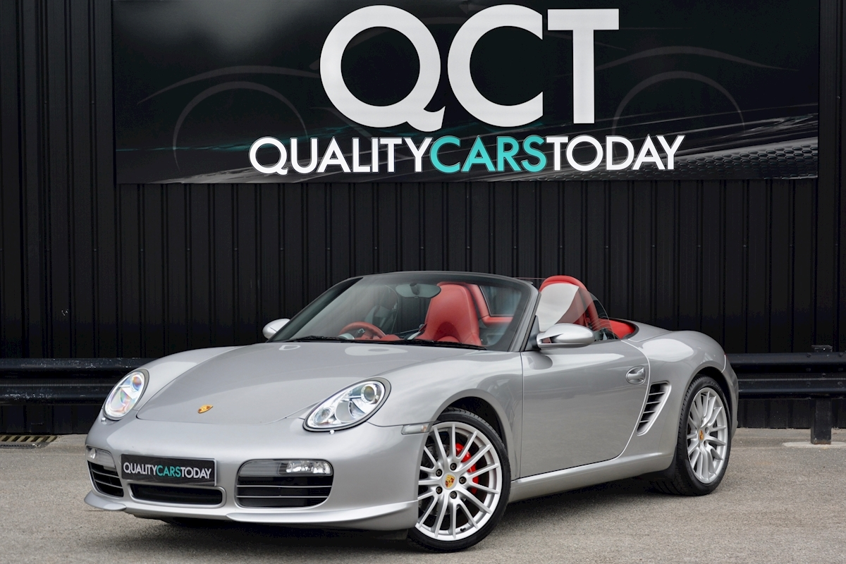 Porsche Boxster Boxster Rs60 Spyder 3.4 2dr Convertible Manual Petrol - Large 5