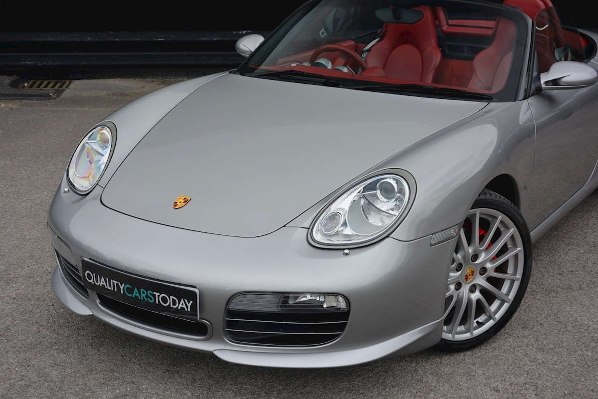 Porsche Boxster Boxster Rs60 Spyder 3.4 2dr Convertible Manual Petrol - Large 40