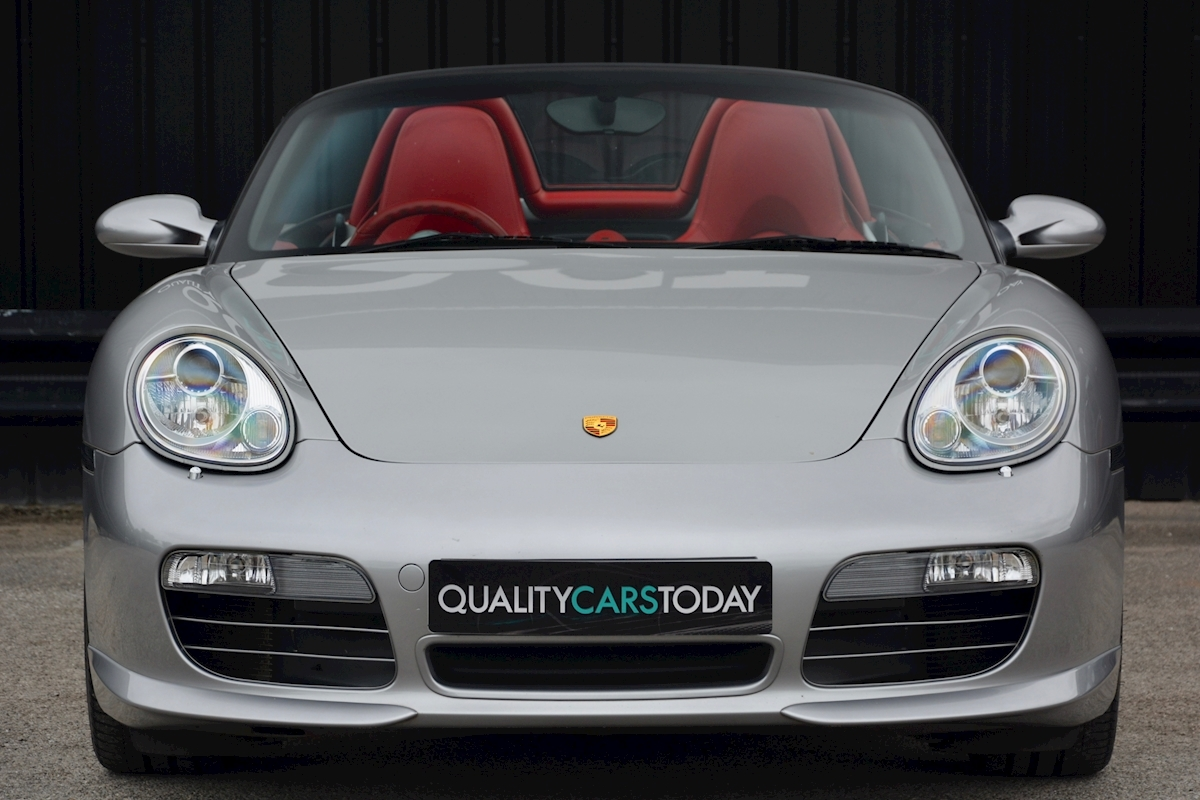 Porsche Boxster Boxster Rs60 Spyder 3.4 2dr Convertible Manual Petrol - Large 3