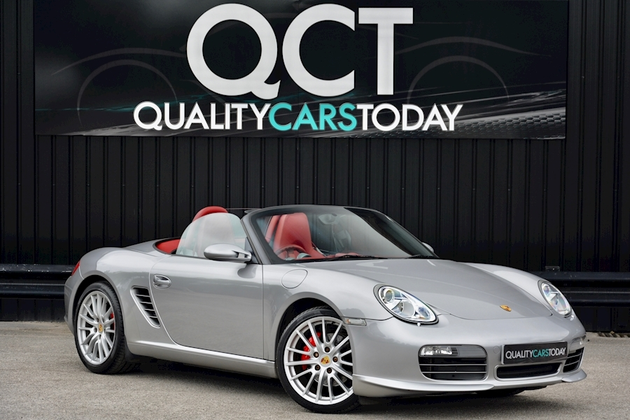 Boxster Rs60 Spyder 3.4 2dr Convertible Manual Petrol