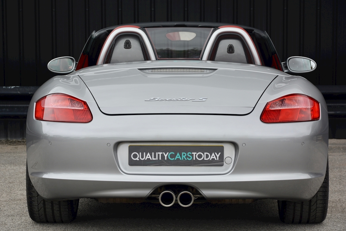 Porsche Boxster Boxster Rs60 Spyder 3.4 2dr Convertible Manual Petrol - Large 4