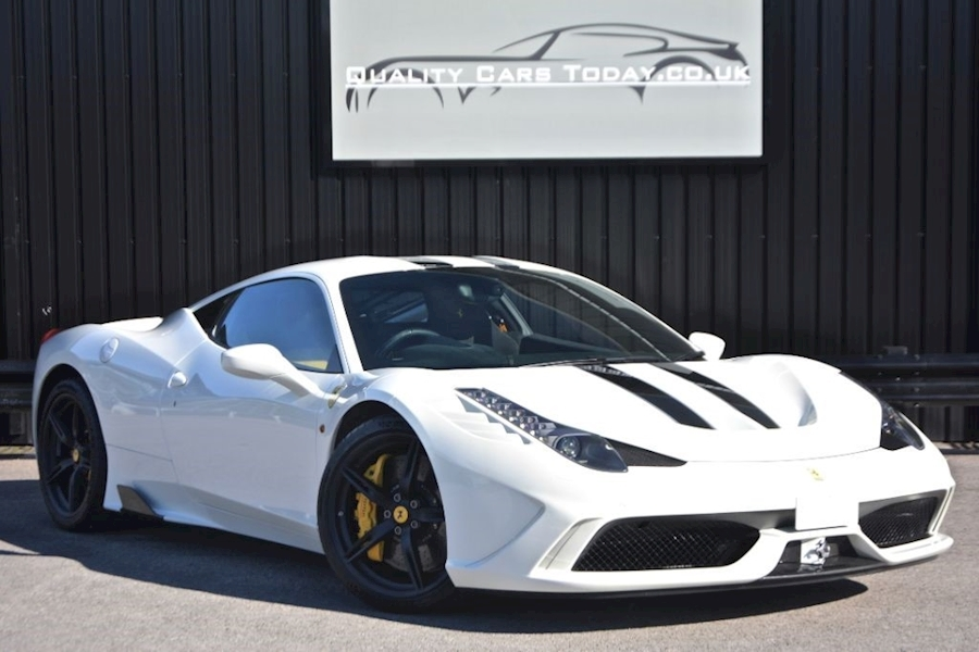 Ferrari 458 Speciale *Extensive Carbon Fibre Options etc*