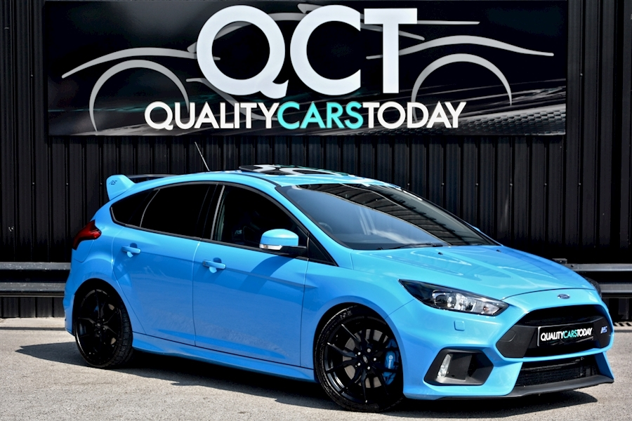 used ford focus focus rs 2 3 5dr hatchback manual petrol. Black Bedroom Furniture Sets. Home Design Ideas