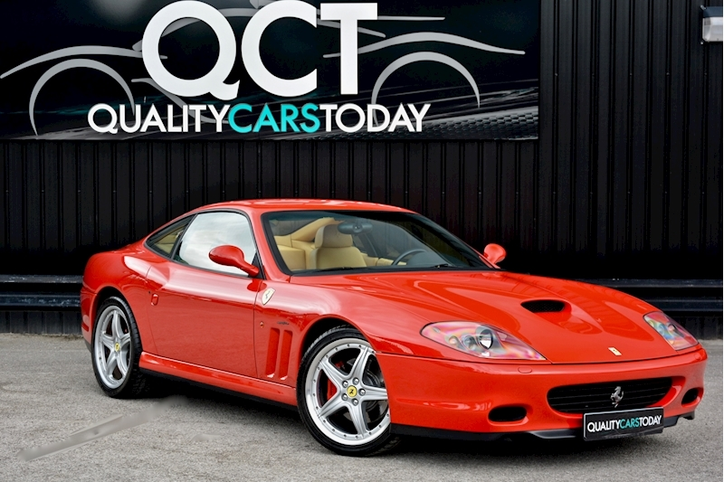 Ferrari 575 Maranello F1 Fiorano Handling Package + Timing Belt Change by Ferrari Jan 19 Image 0