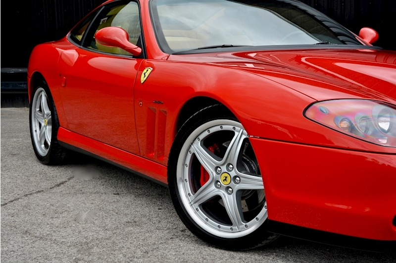 Ferrari 575 Maranello F1 Fiorano Handling Package + Timing Belt Change by Ferrari Jan 19 Image 4