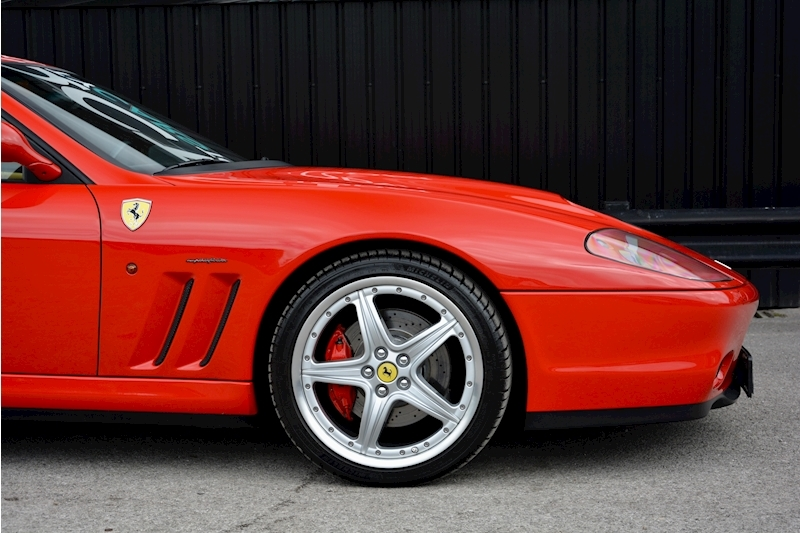 Ferrari 575 Maranello F1 Fiorano Handling Package + Timing Belt Change by Ferrari Jan 19 Image 13