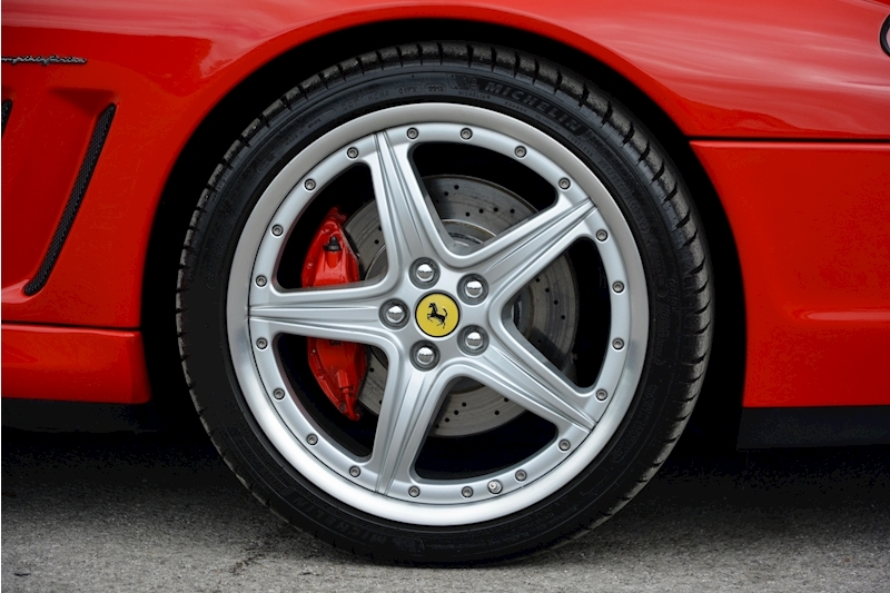 Ferrari 575 Maranello F1 Fiorano Handling Package + Timing Belt Change by Ferrari Jan 19 Image 32