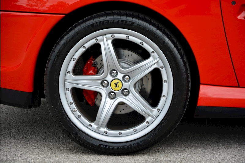 Ferrari 575 Maranello F1 Fiorano Handling Package + Timing Belt Change by Ferrari Jan 19 Image 33