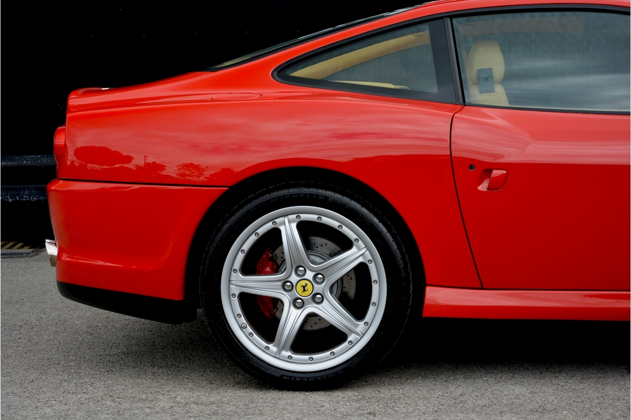 Ferrari 575 Maranello F1 Fiorano Handling Package + Timing Belt Change by Ferrari Jan 19 - Large 12