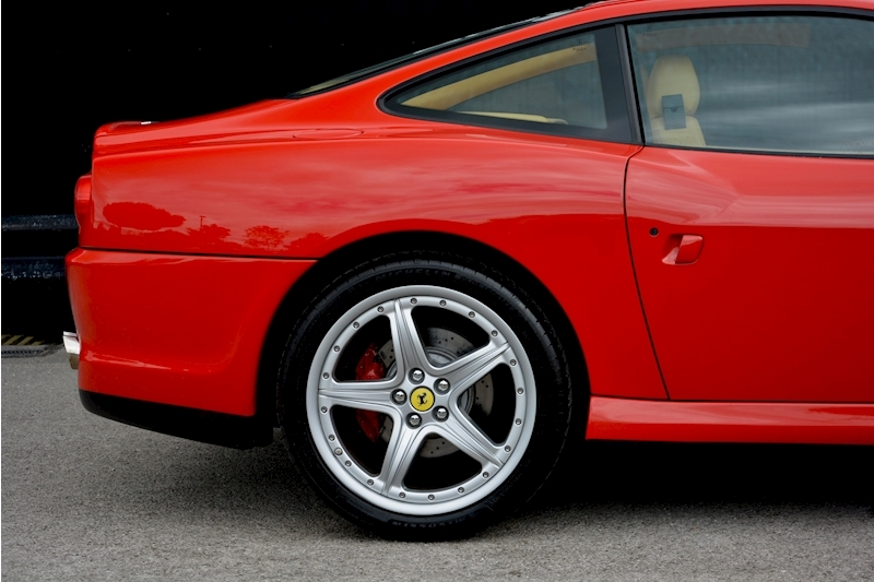 Ferrari 575 Maranello F1 Fiorano Handling Package + Timing Belt Change by Ferrari Jan 19 Image 12