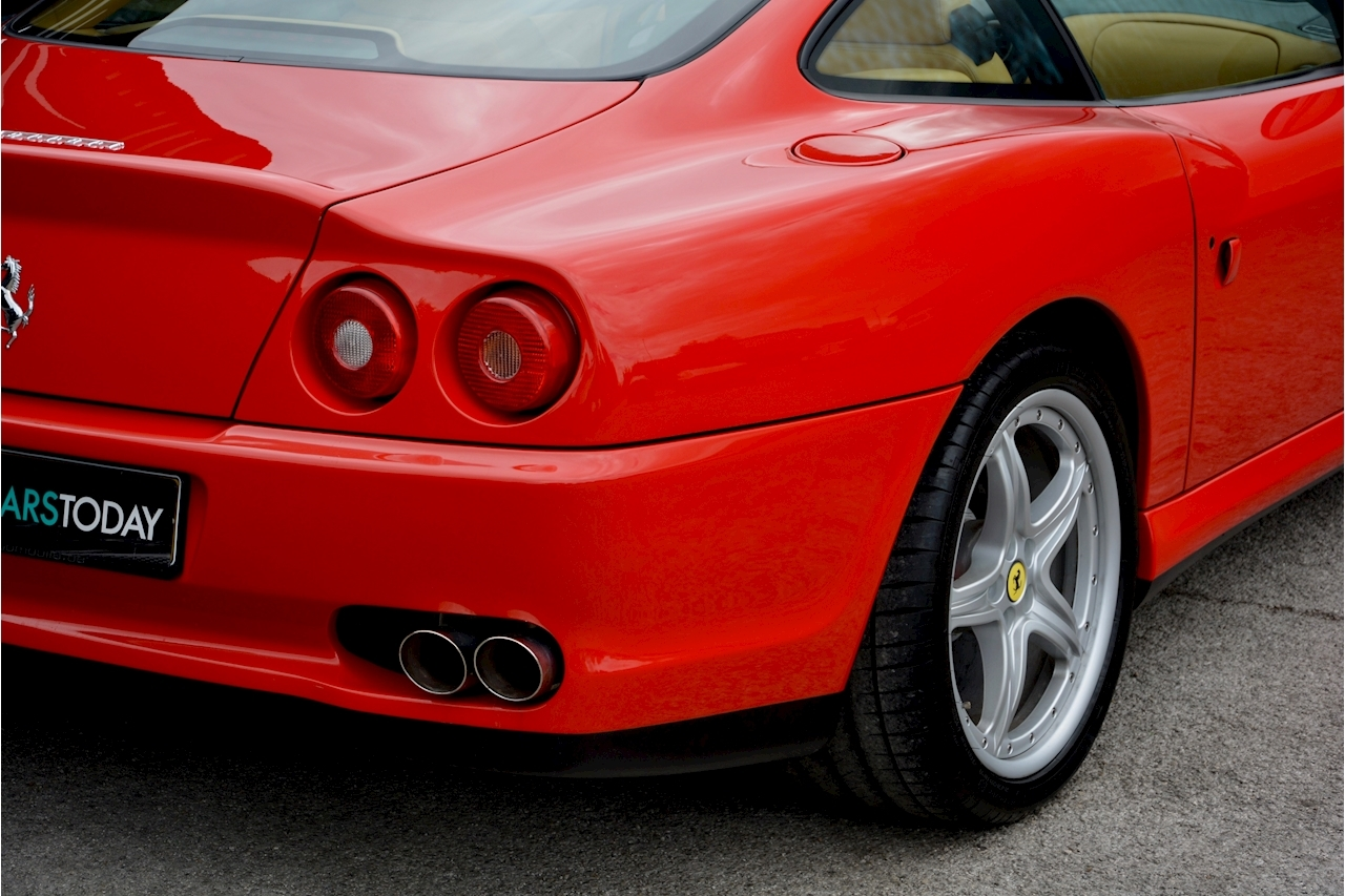 Ferrari 575 Maranello F1 Fiorano Handling Package + Timing Belt Change by Ferrari Jan 19 - Large 11
