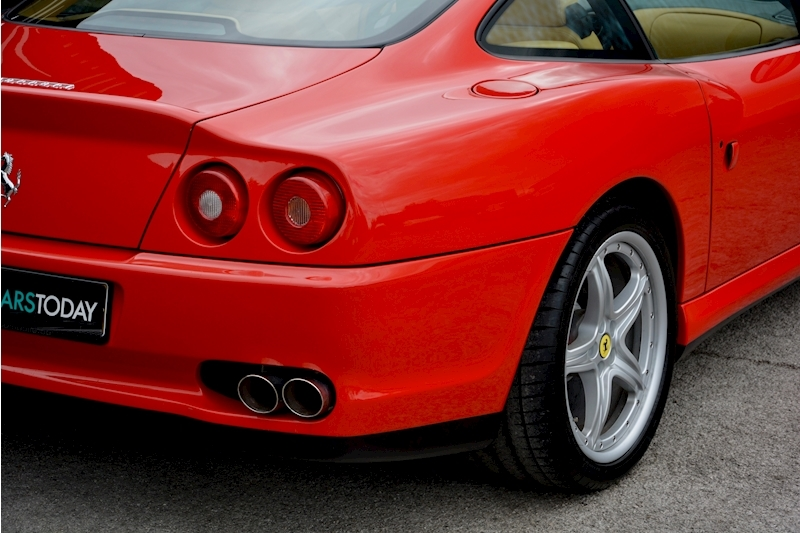 Ferrari 575 Maranello F1 Fiorano Handling Package + Timing Belt Change by Ferrari Jan 19 Image 11