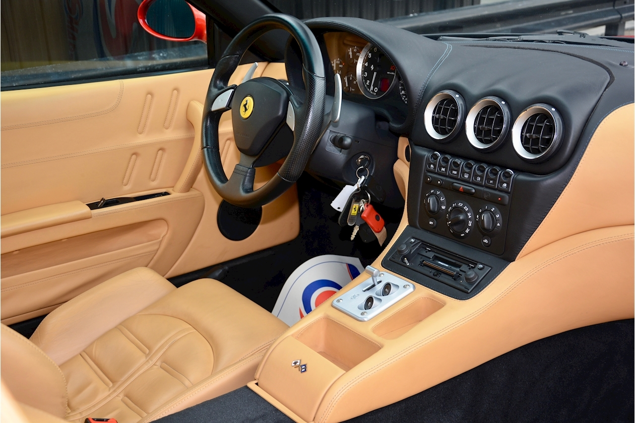 Ferrari 575 Maranello F1 Fiorano Handling Package + Timing Belt Change by Ferrari Jan 19 - Large 10