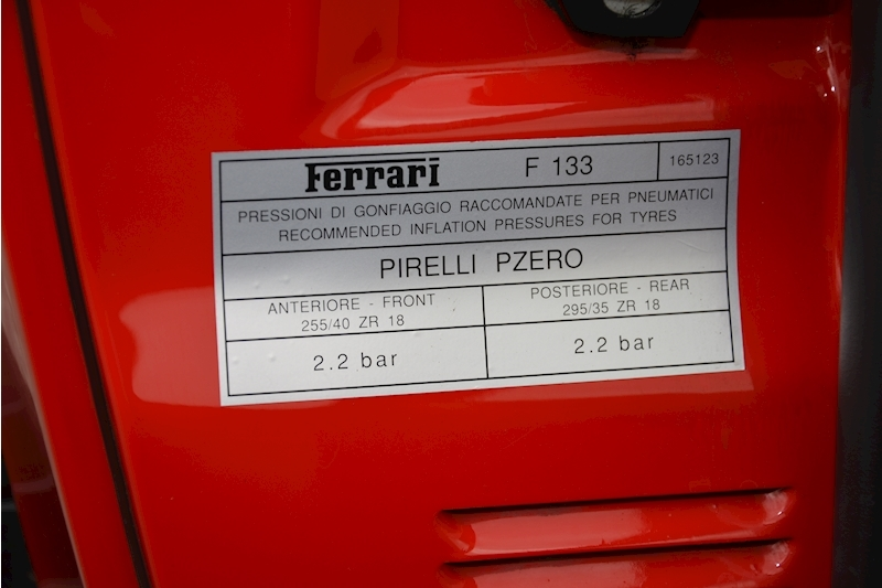 Ferrari 575 Maranello F1 Fiorano Handling Package + Timing Belt Change by Ferrari Jan 19 Image 23