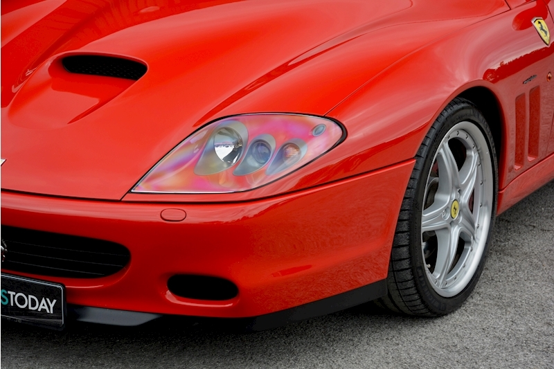 Ferrari 575 Maranello F1 Fiorano Handling Package + Timing Belt Change by Ferrari Jan 19 Image 15