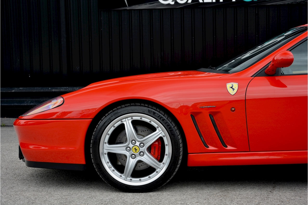 Ferrari 575 Maranello F1 Fiorano Handling Package + Timing Belt Change by Ferrari Jan 19 - Large 17