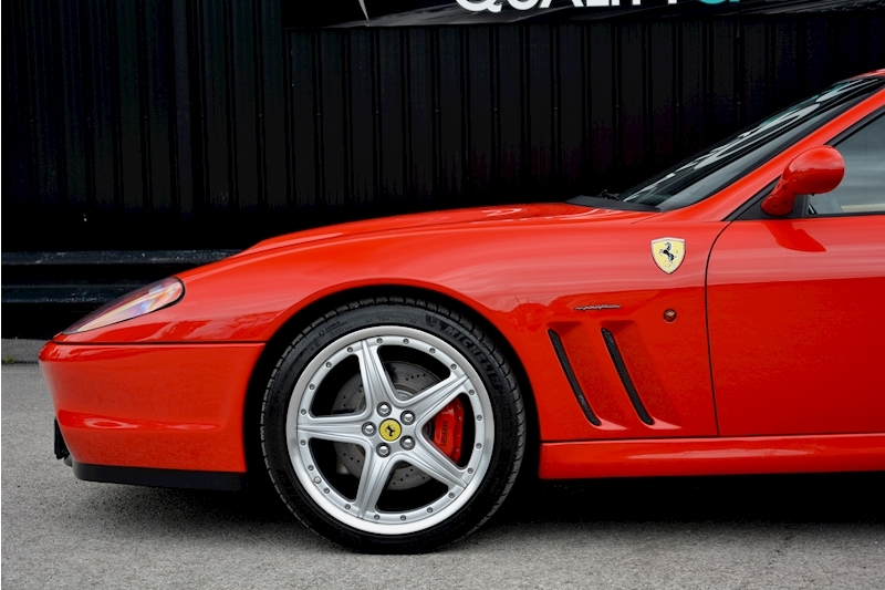 Ferrari 575 Maranello F1 Fiorano Handling Package + Timing Belt Change by Ferrari Jan 19 Image 17